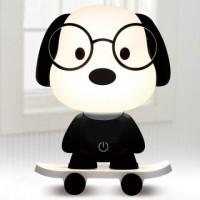 Cartoon Dog Adjustable Baby Bedroom ...