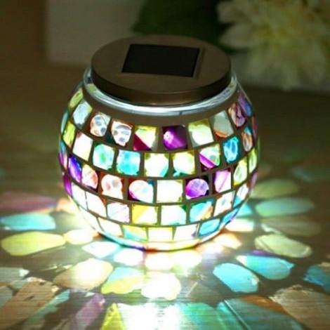 Creative Gift Colorful Rome Decoration LED Night Light