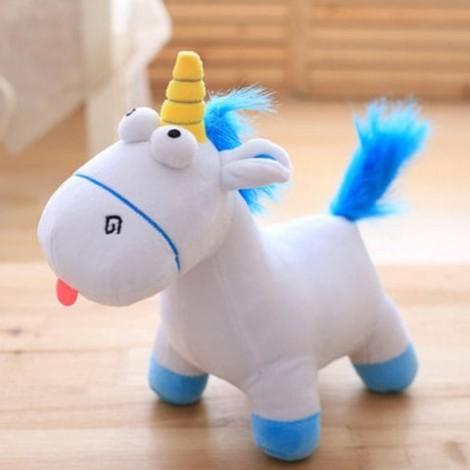 Lovely Unicorn Style Plush Toy Throw Pillow / Back Cushion