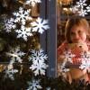 Outdoor Garden Lawn Landscape Lamps LED Projection Lighting Indoor Christmas Spotlight Night Light