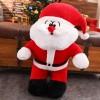 393 Christmas Cute Santa Plush Toy Doll ( Small Paragraph)