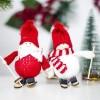 Christmas Decorations Creative Pendant Mini Wool Doll
