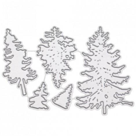 Carbon Steel Cutting Dies Christmas Tree