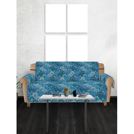 Bohemian Mandala Pattern Sofa Cover