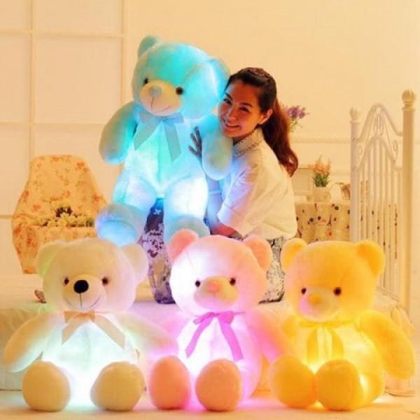 Creative Light LED Stuffed Animals ...