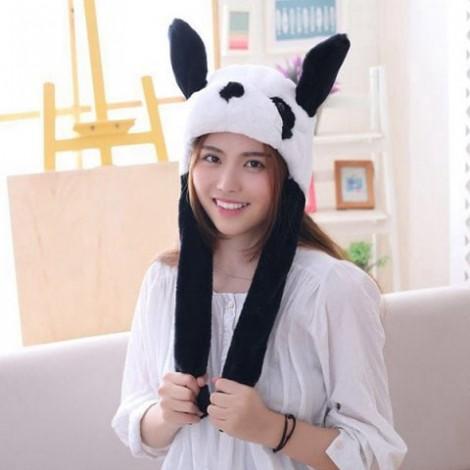 Cute Panda Style Hat