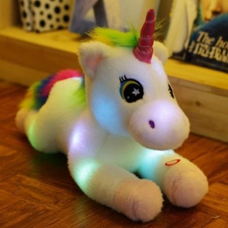 Cute Illuminated Doll Plush Toy Pillow 40cm