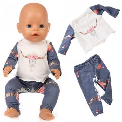 Doll Accessories Clothes Pajamas Set