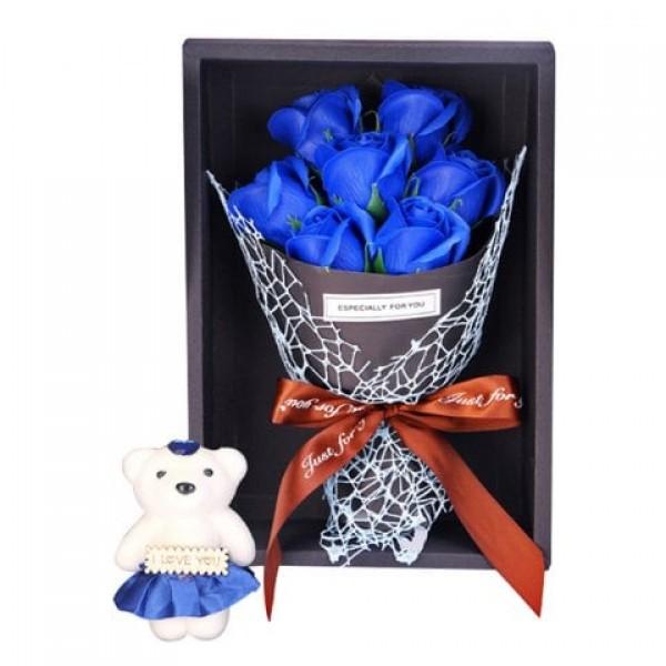 Creative Exquisite Roses Present Box
