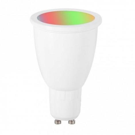 FCMILA FC - 7W WiFi Smart Dimming Colorful GU10 Bulb