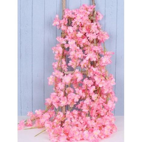 Decorative Artificial Cherry Blossom Ivy Vine